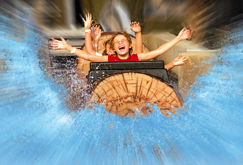 Family Kingdom Water Park in Myrtle Beach, South Carolina