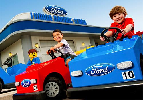 LEGOLAND® Florida Resort - Go Orlando® Multi-Attraction Card
