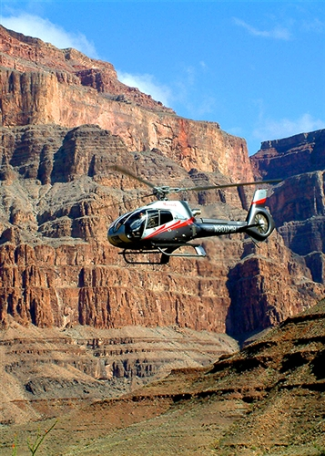 Grand Canyon West Rim Ground Helicopter Tour 6 In 1 On The Hualapai Indian Reservation