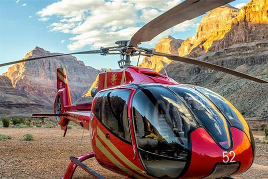 Grand Celebration Helicopter Tour in Boulder City, NV