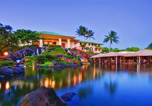 Grand Hyatt Kauai Resort and Spa in Koloa, Hawaii