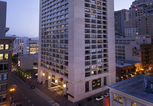 Grand Hyatt San Francisco Union Square in San Francisco, California