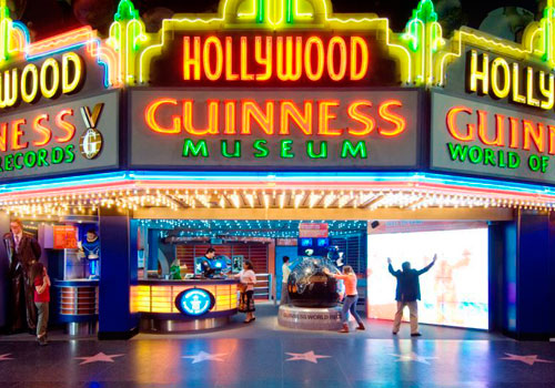 Guinness World Records Museum -Guinness World Records Museum in Hollywood, California