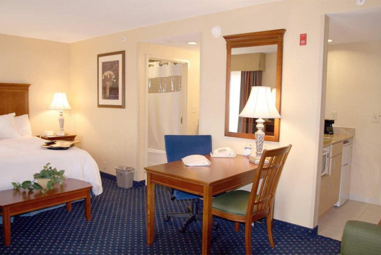 In-Room Business Center - Hampton Inn & Suites Fredericksburg South in Fredericksburg, VA