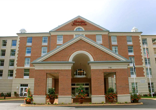 Hampton Inn & Suites Williamsburg-Central in Williamsburg, Virginia
