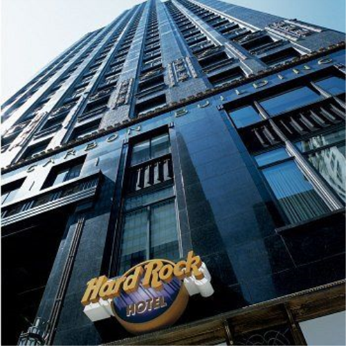 Hotel Front - Hard Rock Hotel Chicago in Chicago, Illinois