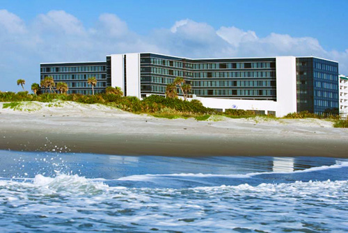 Hilton Cocoa Beach Oceanfront Hotel In Florida