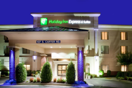 Holiday Inn Express Hotel & Suites Richmond North Ashland in Ashland, VA