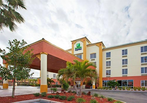 Holiday Inn Express Hotels & Suites Cocoa Beach in Cocoa Beach, Florida