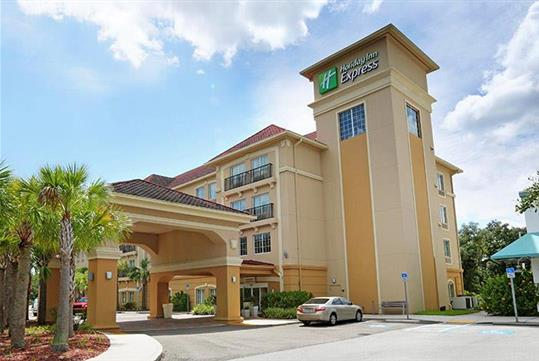 Holiday Inn Express Tampa North - Telecom Park in Tampa, FL