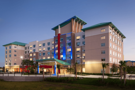 Holiday Inn Express & Suites Orlando at SeaWorld in Orlando, FL