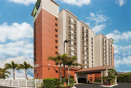 Holiday Inn Express & Suites - Nearest Universal Orlando