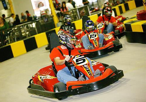 Consider, that Go kart racing