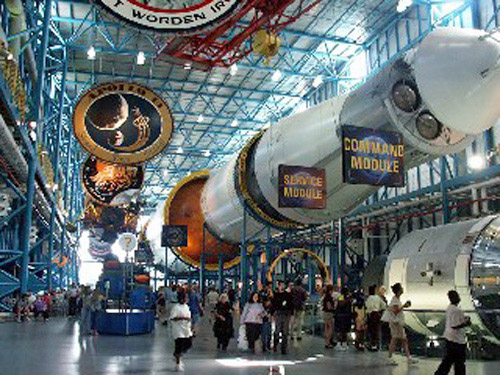 Kennedy Space Center Tickets With Transport Florida