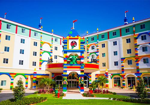 Legoland Hotel At Florida Resort Allows Children To Fully Immerse Themselves In The World Of