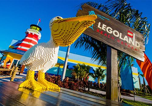 Welcome to the LEGOLAND Beach Retreat!