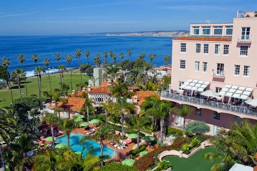 La Valencia Hotel In Jolla California