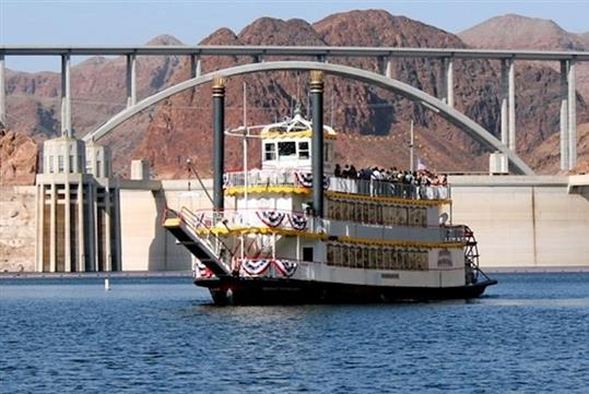 Lake Mead Lunch Cruise Hoover Dam Tour with Grand Canyon Destinations in Las Vegas, NV
