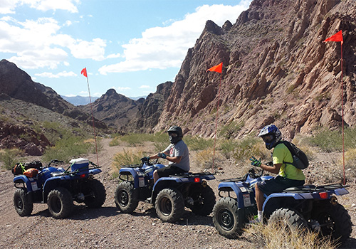 Exclusive Lake Mead National Park & Colorado River ATV Scenic Motorized Tour from Bullets and Burgers Las Vegas ATV Tours, Las Vegas, Nevada