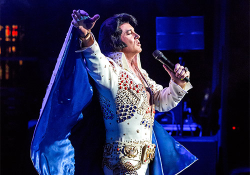 Elvis Tribute Artist - Legends In Concert in Myrtle Beach, South Carolina