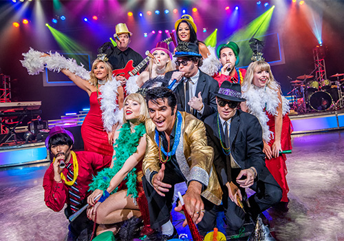 Legends in Concert - New Years Eve Show in Branson, Missouri