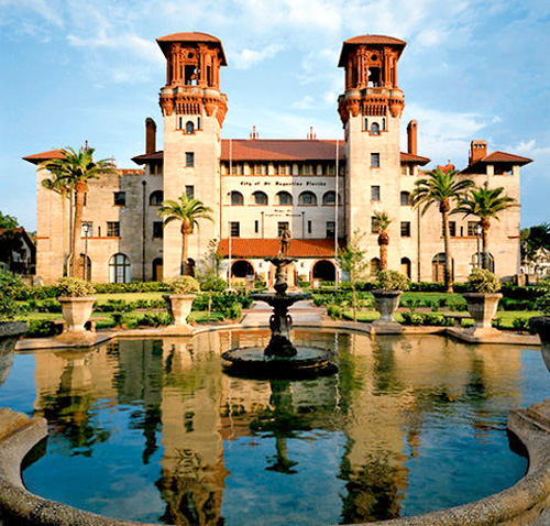 Lightner Museum in St. Augustine, Florida