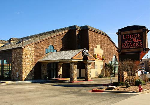 Lodge of the Ozarks in Branson, Missouri