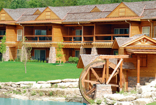 Lodges at Timber Ridge and Water Park in Branson, Missouri
