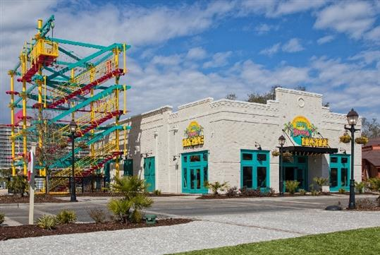 LuLu's Beach Arcade & Ropes Course in North Myrtle Beach, SC