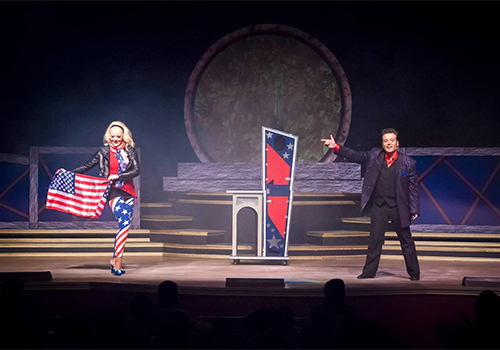 Magic Spectacular in Pigeon Forge, Tennessee