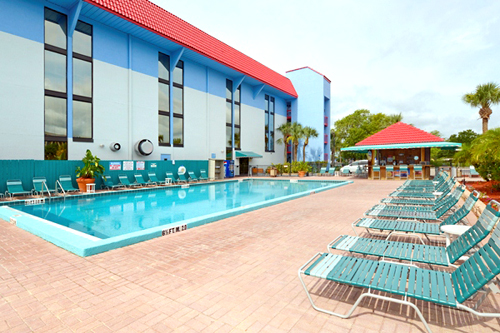 Magnuson Grand Hotel Maingate West In Kissimmee Florida