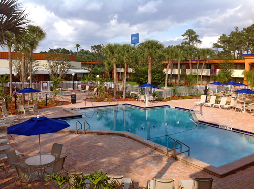 Pool - Red Lion Hotel Orlando Kissimmee Maingate in Kissimmee, Florida