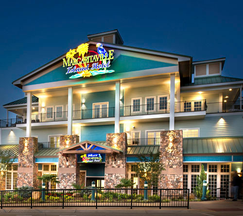 Welcome to Margaritaville Island Hotel!
