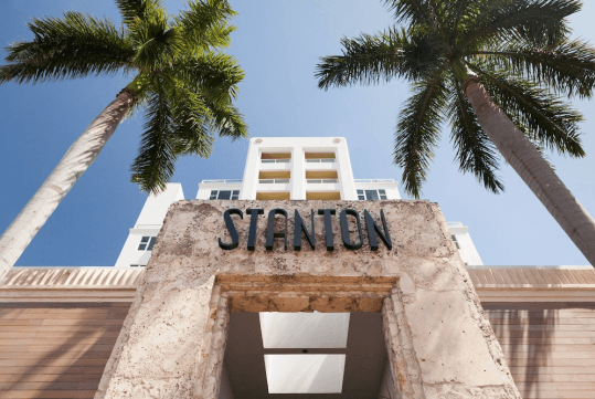 Marriott Stanton South Beach in Miami Beach, FL