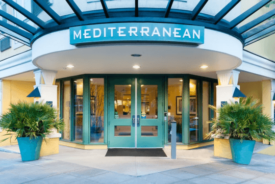 Mediterranean Inn in Seattle, WA