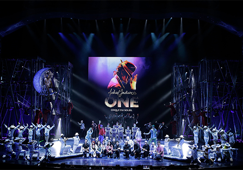 Michael Jackson ONE by Cirque du Soleil in Las Vegas, Nevada