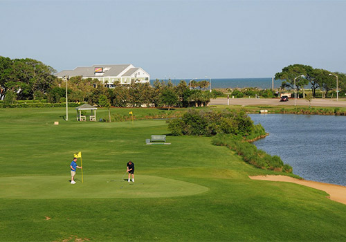 Play 9 Or 18 Holes At Midway Par 3 Course In Myrtle Beach South Carolina