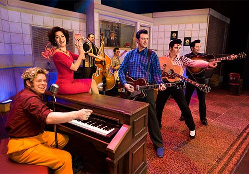 Million Dollar Quartet in Branson, MO