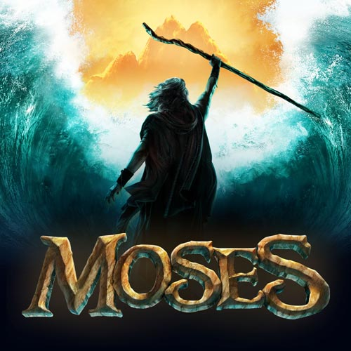 Moses in Branson, Missouri