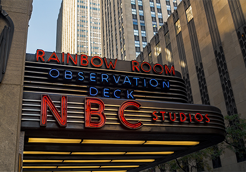 NBC Studio with TV & Movie Locations Tour in New York, New York