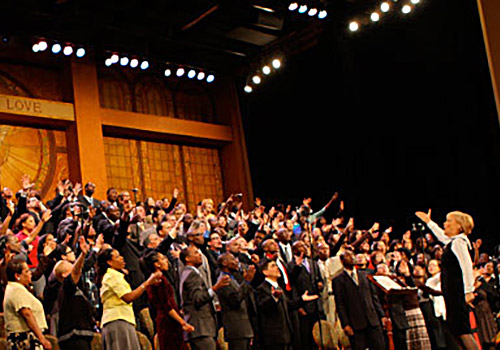 Brooklyn Tabernacle Choir - NYC Gospel Walking Tour in New York, New York