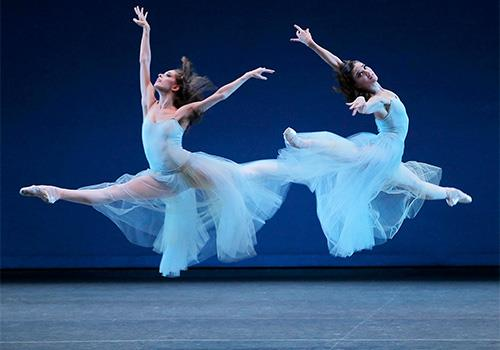 New York City Ballet in New York, New York