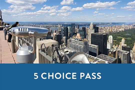 Instant win attraction pass new york