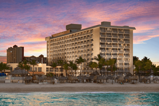 Newport Beachside Resort in Sunny Isles Beach, FL