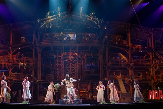 Noah - The Musical at Sight and Sound Theatre