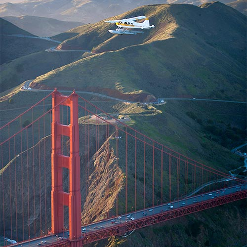 Golden Gate Bridge - Norcal Coastal Tour in Mill Valley, California