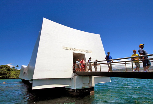 Visit the USS Arizona Memorial on this circle island tour.
