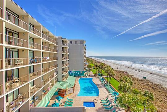 Ocean Dunes Resort in Myrtle Beach, SC
