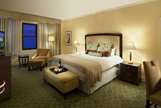 Guestroom - Omni Shoreham Hotel in Washington, DC