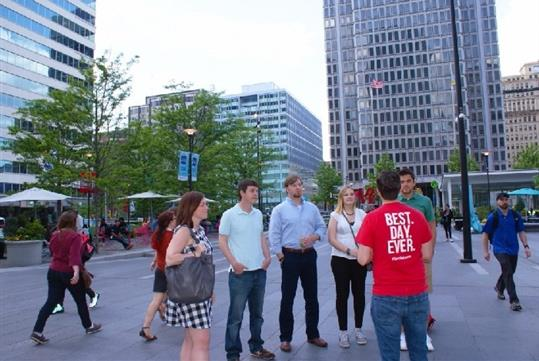 Philly on Tap Philadelphia city tour with Urban Adventures